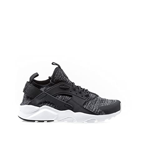 brand new 7054c 524e2 sneakers uomo nike air huarache run ultra br nylon nero  Amazon.it  Scarpe  e borse