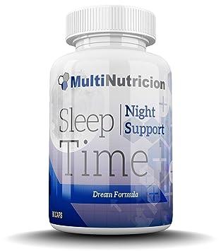 Sleep Time | Innovadora formula que combate el estrés, el ...
