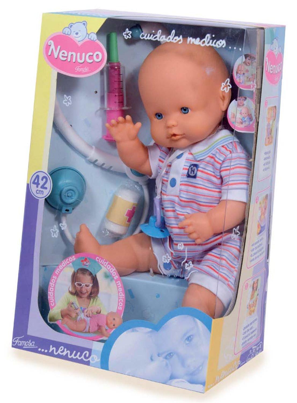 Amazon.es: Nenuco - Cuidados médicos (Famosa 700010315B): Juguetes y juegos