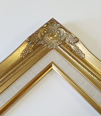 4b26e16a6db6 Amazon.com - TP Picture Frame Only-24x36 Old Gold Ornate