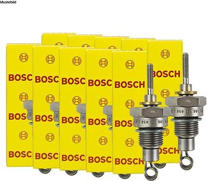 10 x Bosch Bujía Set: Amazon.es: Coche y moto