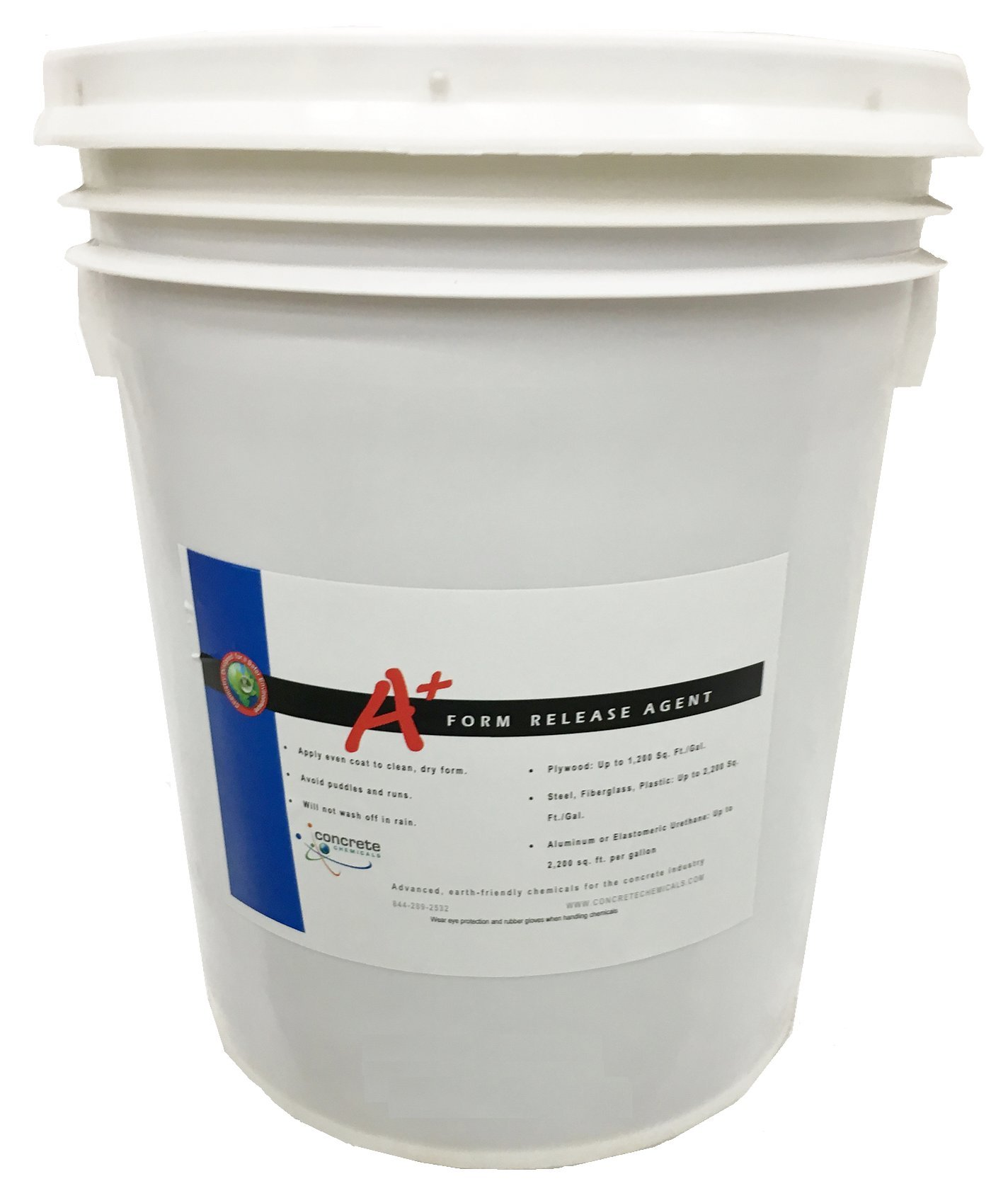 A + Form Release Agent 5 Gallon by Concrete Chemicals