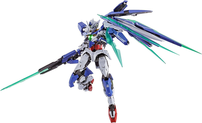 Bandai Mobile Suit Gundam 57535-Metal Build 00 Qan T, Multicoloured, 19258