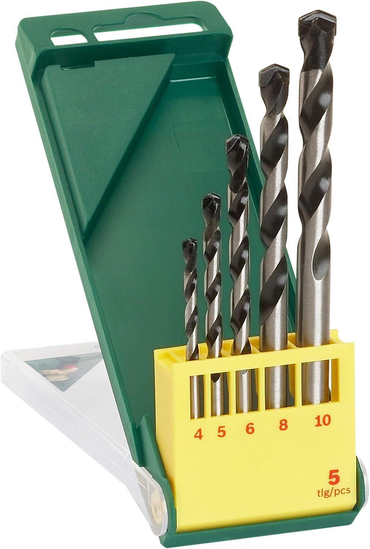 Set 5 Brocas para Hormigón Bosch Professional