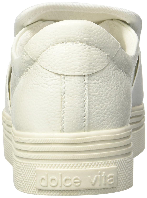 Dolce Vita Women's Tux Sneaker B07B9WC9B2 8 B(M) US|Lt Blue Denim