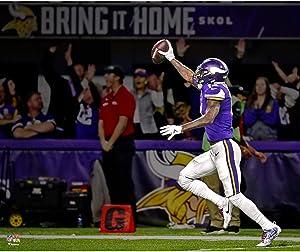Stefon Diggs Minnesota Vikings Unsigned Minnesota Miracle Photograph - Original NFL Art and Prints