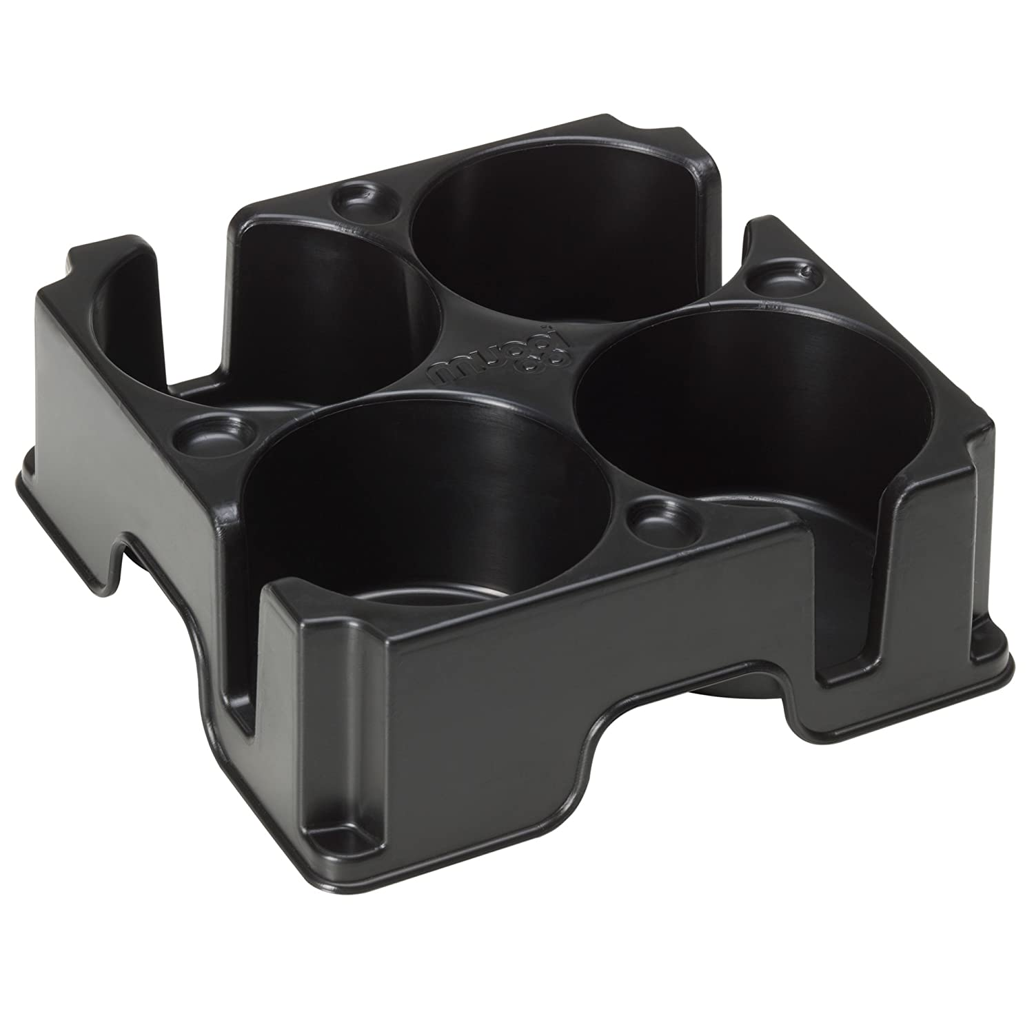 BBTradesales Muggi Multi-Cup Holder, Grey MUGGI-Grey