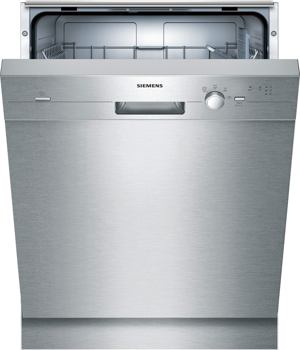 Siemens iQ100 SN414S00AE lavavajilla Bajo encimera 12 cubiertos A+ ...