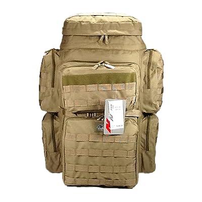 "30"" 4500cu. in. Tactical Hunting Camping Hiking Backpack OP830 TAN"
