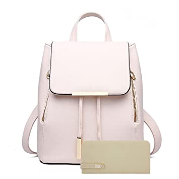 Buy Alice Girl s Gold Casual Backpack with Clutch - Combo of 2 Online at Low  Prices in India - Amazon.in 8c9017c9acc88