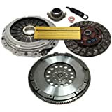 EXEDY CLUTCH KIT & RACE FLYWHEEL fits 04-14 SUBARU IMPREZA WRX STi EJ257 6