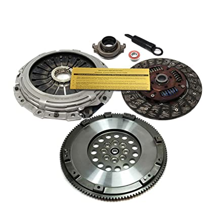 Amazon.com: EXEDY CLUTCH KIT & RACE FLYWHEEL fits 04-14 SUBARU IMPREZA WRX STi EJ257 6 speed: Automotive