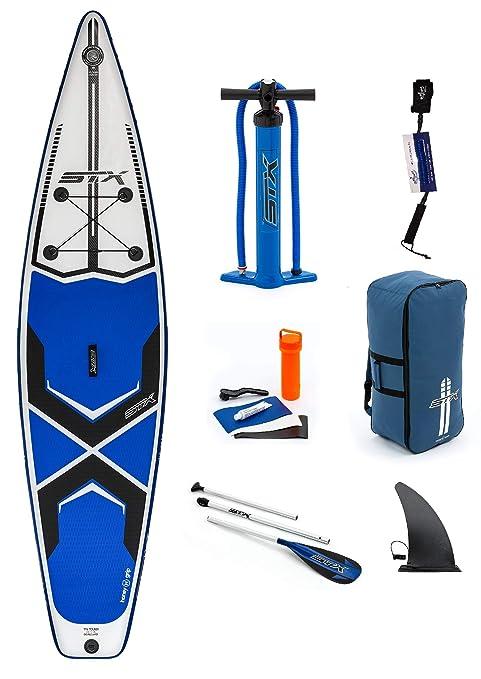 STX Tourer 116 Sup - Tabla de Paddle Surf Hinchable, Incluye ...