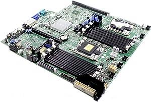 Dell PowerEdge R420 Intel C600 Series Chipset FCLGA1366 Socket DDR3 SDRAM 12 Memory Slots Motherboard 72XWF 072XWF CN-072XWF