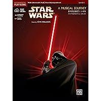 Star Wars Instrumental Solos for Strings (Movies I-VI): Violin (Book & CD): A Musical Journey Episodes I-vi