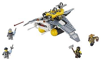 LEGO Ninjago - Bombardero-mantarraya (70609): Amazon.es: Juguetes ...