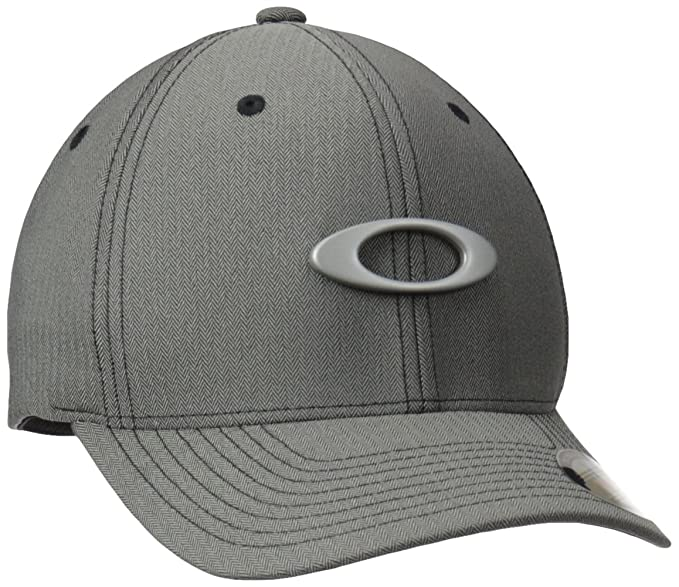 Oakley Mens Flexfit Metal Gas Can Hat at Amazon Men s Clothing store  60fefed8e910