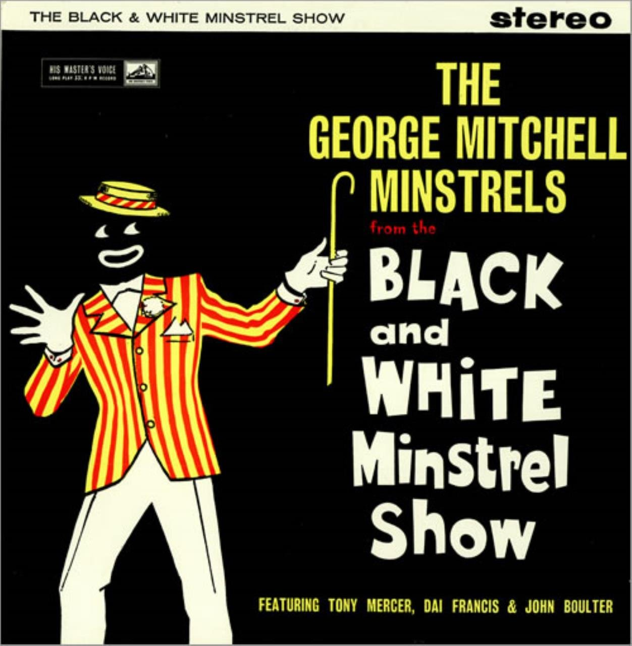 The black and white minstrel show vinyl lp amazon co uk music