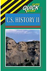 CliffsQuickReview United States History II Paperback