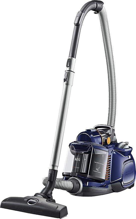 AEG LX7 -1-DB – Aspirador sin bolsa, eficiencia energética A Sin ...