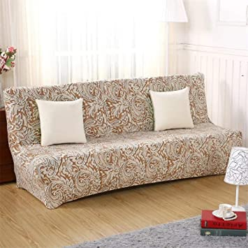 Amazon.com: Zerci Sofa Bed Cover Futon Slipcover Full ...