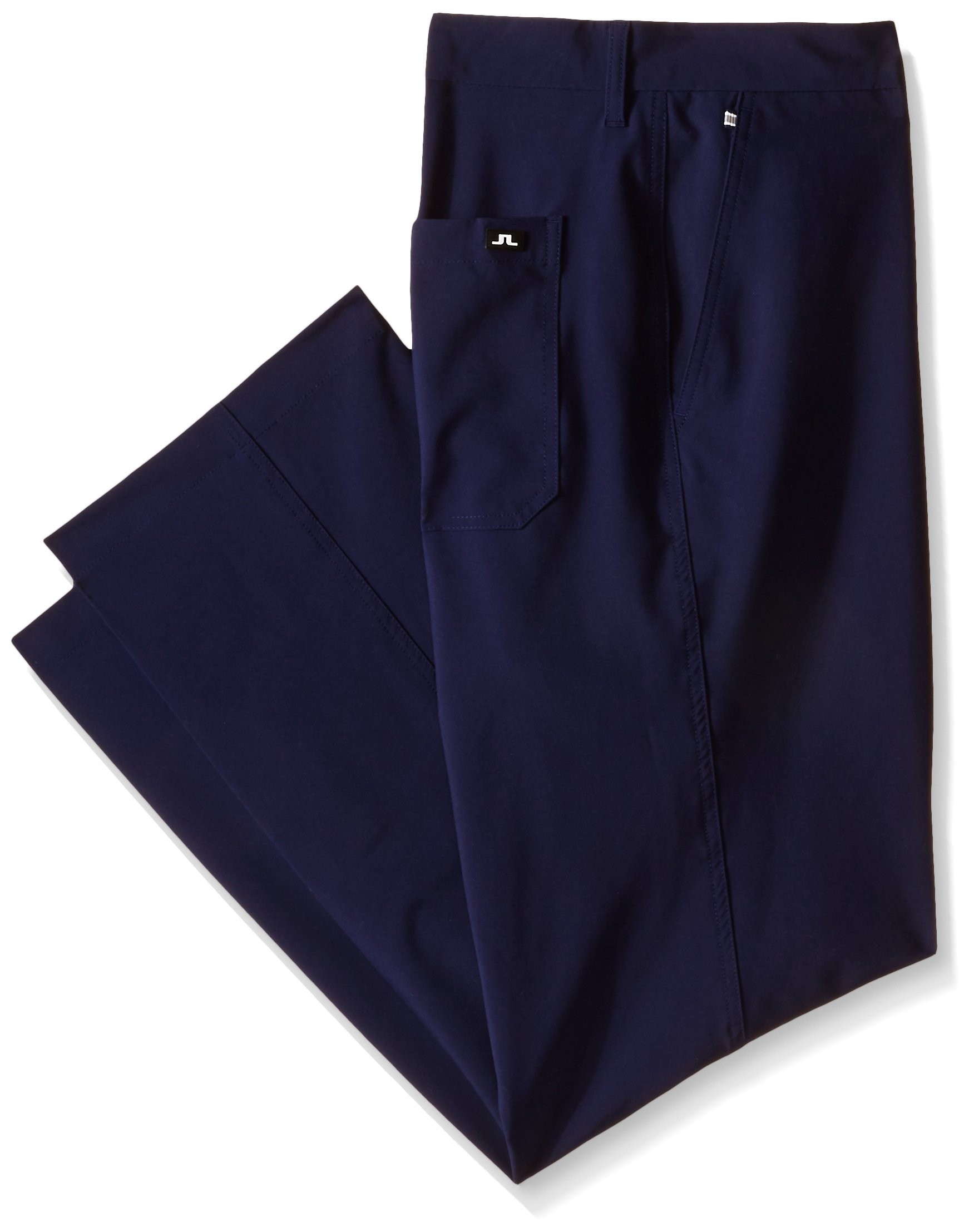 J.Lindeberg Men's M Troon Micro Stretch Golf Pant, Navy Purple, 32x32 by J.Lindeberg (Image #1)