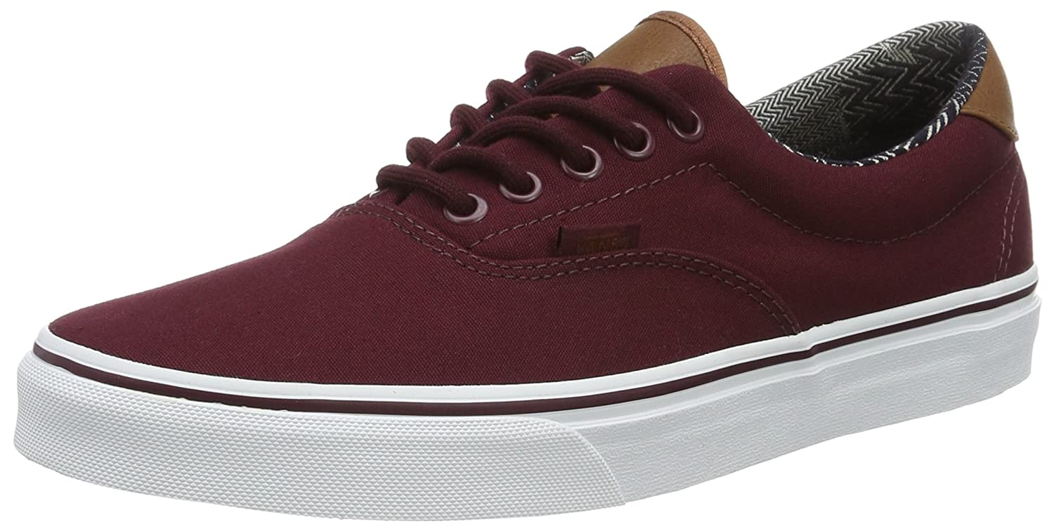 Vans Unisex Era 59 Skate Shoes B01I22QOIE 14.5 B(M) US Women / 13 D(M) US Men|Port Royal/Material Mix