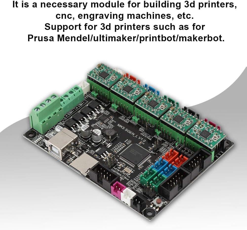 ASHATA Accesorios de Impresora 3D, Piezas de Placa Base de ...