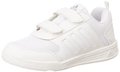 check out efead 1253c Adidas Boy s Flo School Lace White Formal Shoes - 6 UK India (39.33 EU