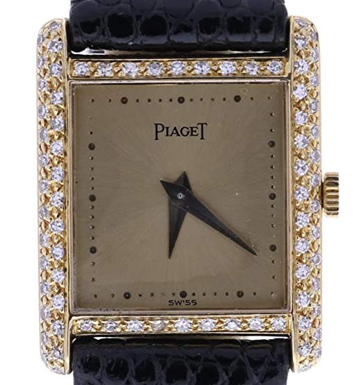 Piaget automatic-self-wind Womens Watch 40825 (Certificado) de segunda mano: Piaget: Amazon.es: Relojes