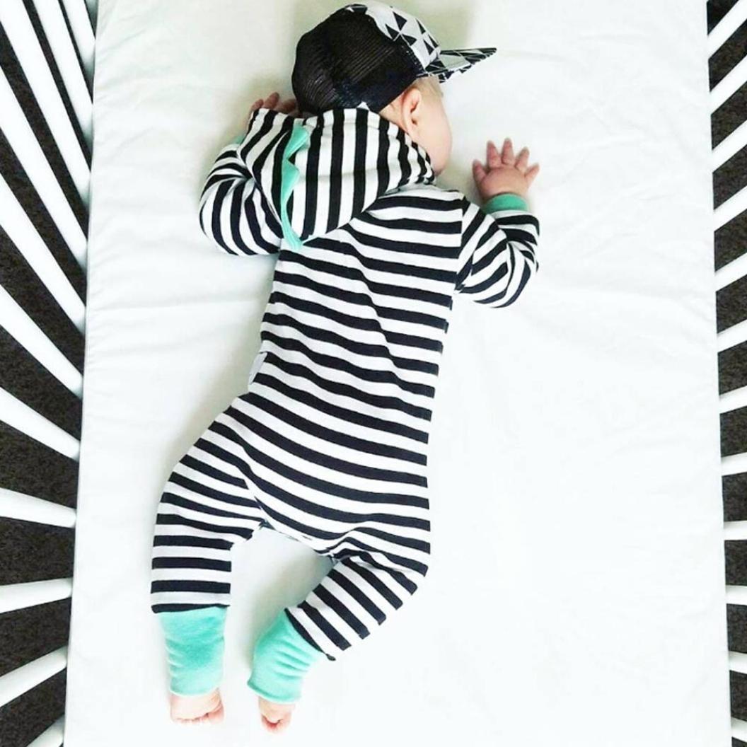 Ropa de beb/é reci/én Nacido Nuevo en Equipo 3 Piezas Trajes Sombrero de Mameluco Oto/ño Invierno Conjunto de Pantalones de Camuflaje
