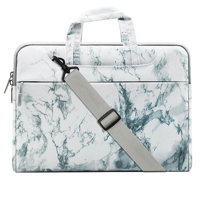 3 opinioni per MOSISO Portatile Spalla Borsa per 15-15,6 Pollici MacBook Pro, Computer