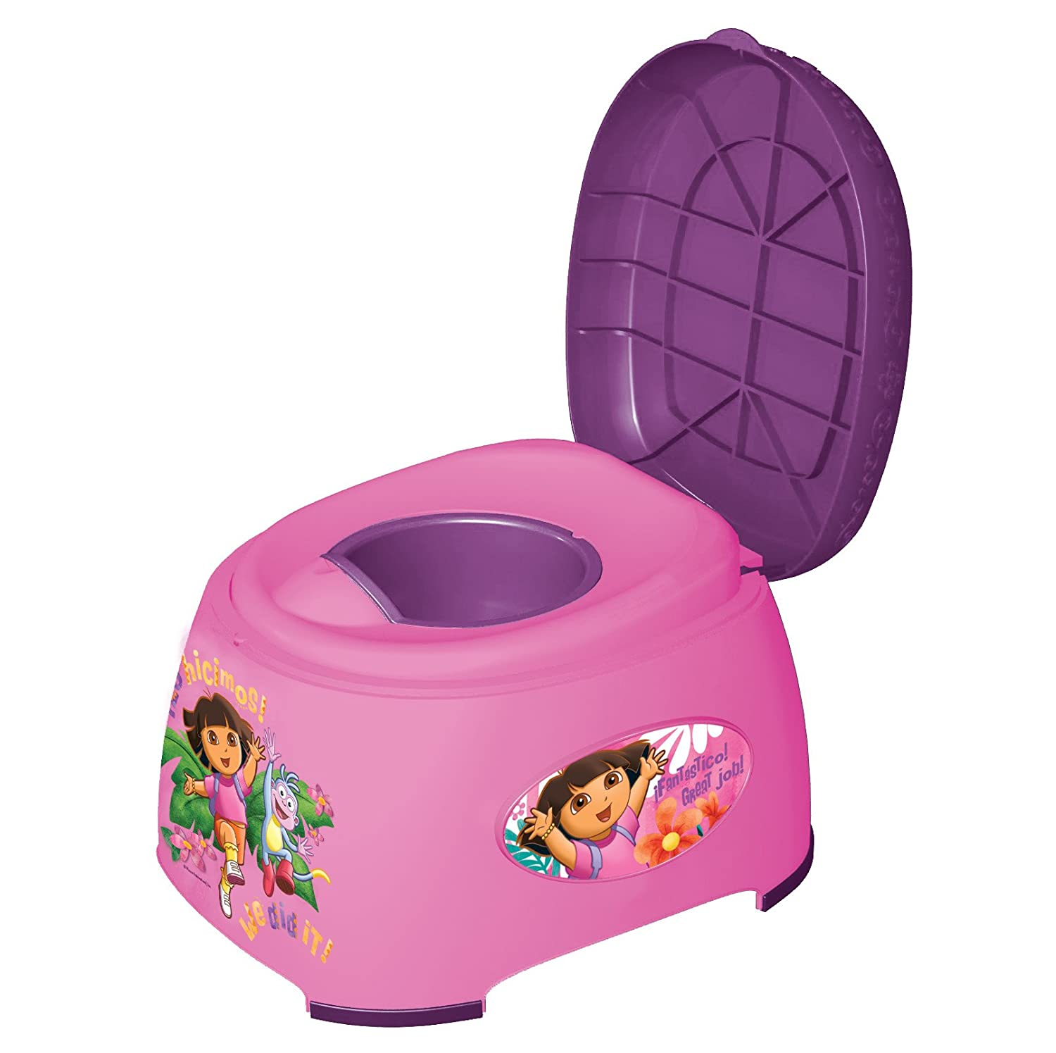 Nickelodeon Paw Patrol 3-In-1 Potty Trainer Ginsey Home Solutions 58511