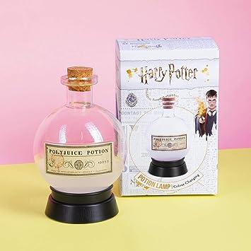 Fizz Creations 92111 Harry Potter Potion Lamp, Multi Colour: Amazon on