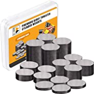 Pinewood Derby Weights Tungsten Weights 3.75 Ounce 3/8 Inch Incremental Cylinders Car Incremental Weights 16 Pieces, 4 Sizes