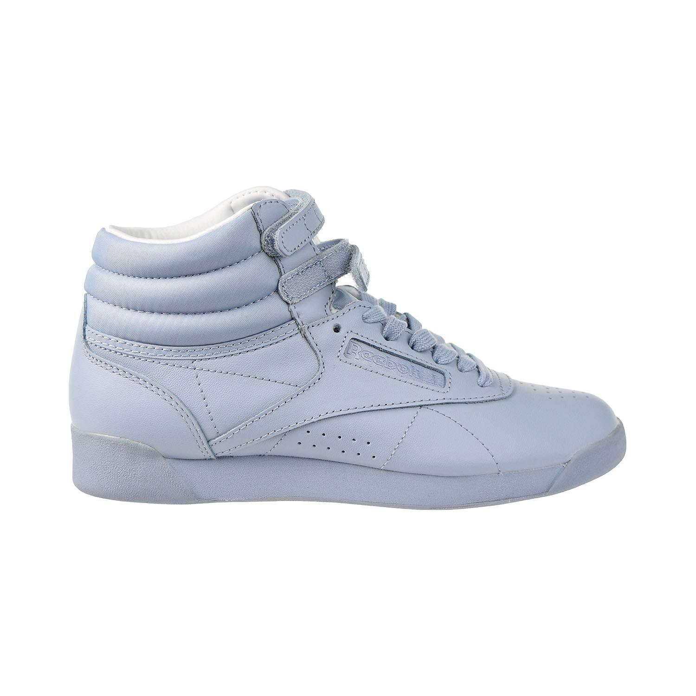 13e6ce72eae9e Reebok BS7859 Women Freestyle Hi CB Sneakers Gable Grey White