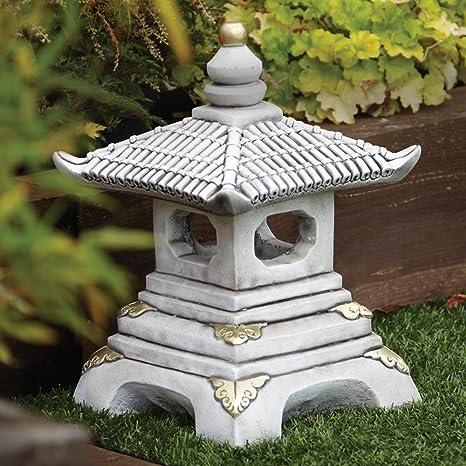 Statues \u0026 Sculptures Online Chinese Garden Ornaments , One Tier Japanese  Pagoda Lantern
