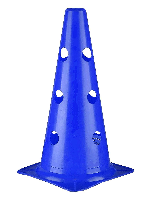 RHINOS sports multifonction Cône–30cm–Bleu