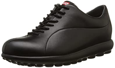 Camper Pelotas Mistol, Women Low-Top Sneakers, Black (Black 065),