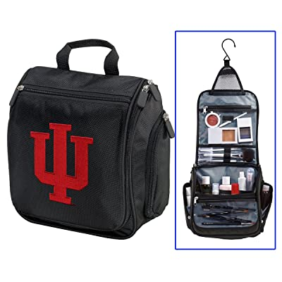 Indiana University Toiletry Bags Or Hanging IU Shaving Kits