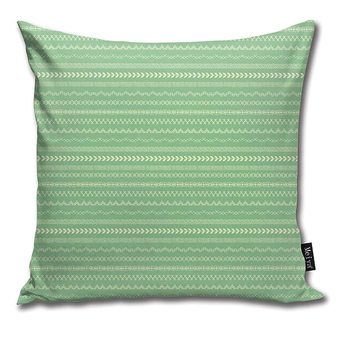 Zara-Decor - Funda de cojín Decorativa con diseño de Mandala ...