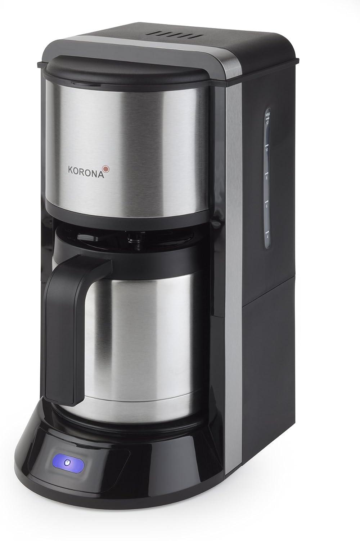 Korona 10291 - Cafetera eléctrica con jarra tipo termo ...