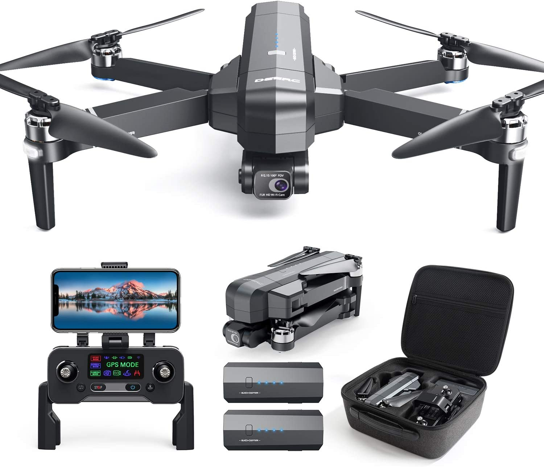 DEERC DE22 GPS Drone with 4K Camera