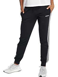 adidas Damen Essentials 3 Streifen Trainingshose: adidas