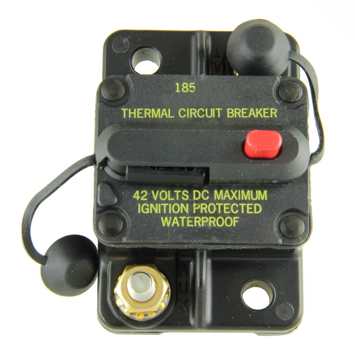 Bussmann CB185-35 Surface-Mount Circuit Breakers 35 Amps 1 per pack