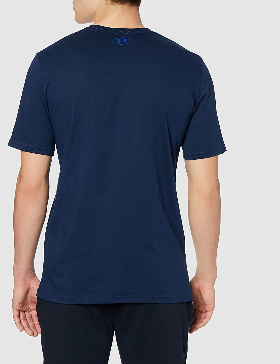 Fast-Drying Mens T Shirt with Graphic Under Armour Mens Ua Gl Foundation Short Sleeve Tee Short Sleeves Soft Mens T Shirt for Training and Fitness