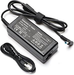 New 710412-001 709985-002 65w Power Adapter Charger Compatible with HP Pavilion 15 Series HP Chromebook 14 Series Notebook PC,fit x360 PPP009A 709985-001 709985-003 714657-001 [19.5V 3.33A]