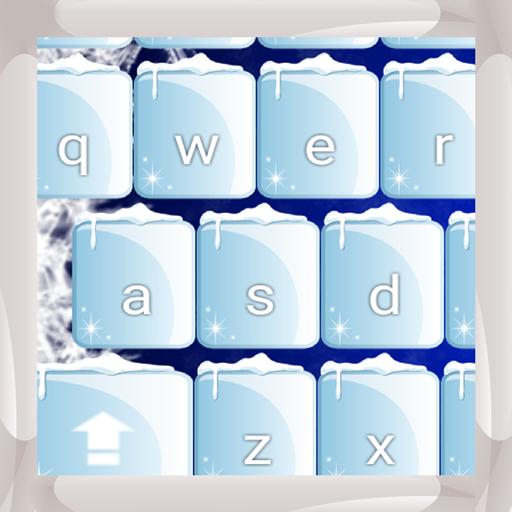 Teclados de cristales de hielo
