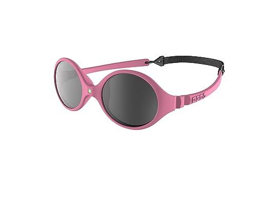 383c2d35f6f Ki ET LA – Sunglasses for babies Diabola style – 100% unbreakable – Pink –