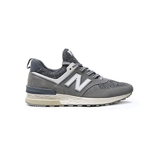 58250a2ae80ef new balance Men s 574S Leather Sneakers  Buy Online at Low Prices in India  - Amazon.in